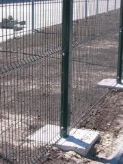 Ограждение БАРЬЕР диаметр 5 мм, высота 830 мм