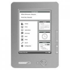 Книга электронная PocketBook 612, экран