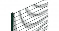 Панель Bastion 5/6 2,43х2,5 RAL 6005 GL