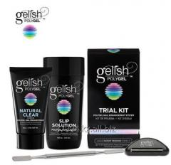 Gelish PolyGel Trial Kit - пробный набор для