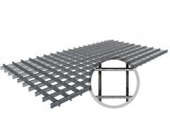 Сетка сварная ТУ 14-4-714-97 для теплоизоляции 25