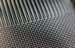 Сетка тканая комб. нержавеющая / низкоуглеродистая