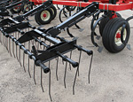 Cultivators for continuous processing of Versatile