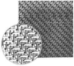 Сетка тканая низкоуглеродистая ТУ 14-4-611-88 ч/р