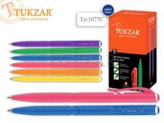 Ручка автоматическая Tukzar с нажимным механизмом