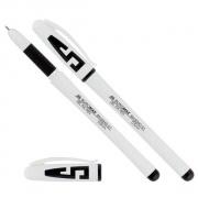 Ручка гелевая с черными чернилами
