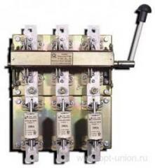 Рубильник РПС-6 630А левый (без ППН) Электродеталь