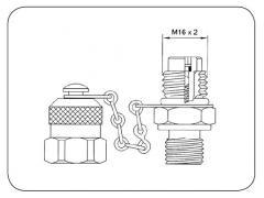 Минисоединения MCS серия 620