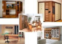 Фурнитура мебельная