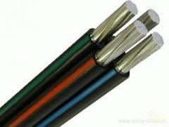 Провод СИП-4-0.6/1 4х35 Камский кабель