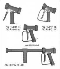 Водяной пистолет AKBO AK-RNP01-BL