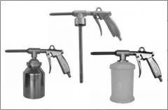 Пистолет EWO для мойки шасси EW-355511