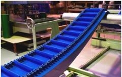 Components for belt conveyers