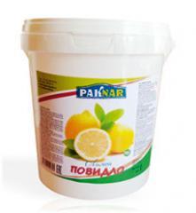 Повидло Лимон 1 кг, 4870004105799