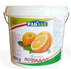 Повидло Апельсин 55 кг., 4870004102101