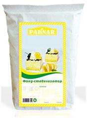 Крем шарлотт Лимон 1 кг., 4870004109520