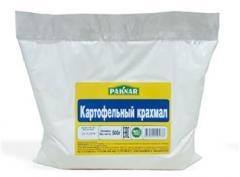 Картофельный крахмал Paknar 500г, 4870004105737