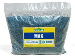 Poppy confectionery Paknar 500 gr., 4870004104006