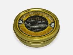 Икра зернистая Каспийского осетра 125 грамм