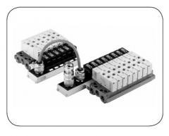 Клапанный остров для клапанов серии MACH 16