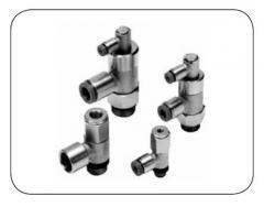 Обратные клапаны и обратно-дроссельные клапаны - серия STP