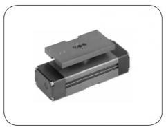 Вращающиеся цилиндры Ø 20 ÷ 40 мм - серия R4