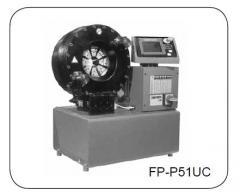 Гидравлические опрессовочные установки FINN-POWER P51 (версии MS, UC), P60 (версия UC)