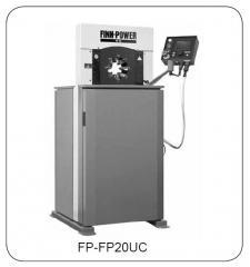Гидравлические опрессовочные установки для серийного производства