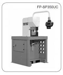 Гидравлические опрессовочные установки FINN-POWER SP 100, 100Z, 350, 350S, 1200 (в. UC)