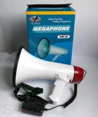 Loudspeaker of manual Megaphon HW-20B