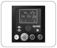 Версии управления установок опрессовки фитингов FINN-POWER VS