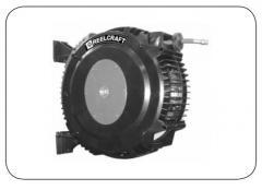 Автоматические наматывающие барабаны REELCRAFT POLYCRAFT SG 3000
