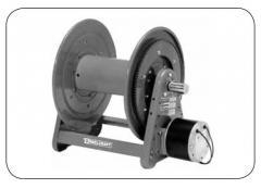 Наматывающие барабаны REELCRAFT серия 30000 - механический привод