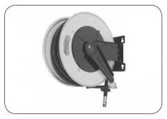 Автоматические наматывающие барабаны ECODORA серия 430 / 530 / 540 / 560