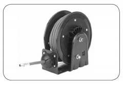 Автоматические наматывающие барабаны CRI REELS серия LG