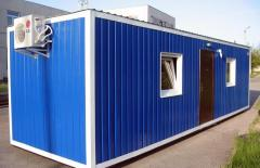 Утепленный контейнер, бытовка, контейнер под жилье