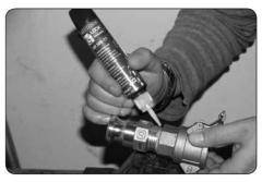 Анаэробный уплотнитель для резьб WE-AN30-577-T-050