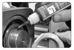 Анаэробный уплотнитель для резьб WE-AN30-280-P-020