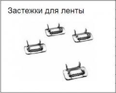 Застежки для ленты Band-It® Standard