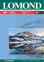 Бумага для фотопечати А4 Lomond 200Г.050л. глянцевая