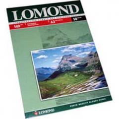 Бумага для фотопечати А3 Lomond 140Г.50л. глянцевая