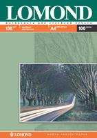 Бумага для фотопечати А4 Lomond 130Г.100л. матовая 2-сторона