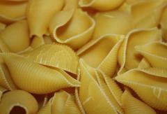 Macaroni cockleshells