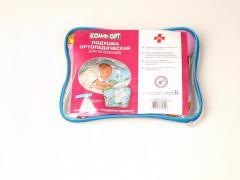 Подушка для младенцев 32х24 см К-800 млад