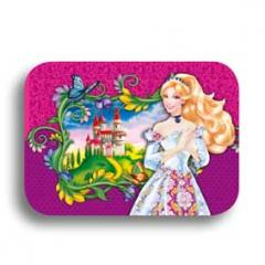 Дощечка для пластилина Принцесса Вивиан