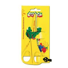 Ножницы детские безопасные Каляка-Маляка 135мм