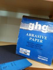 Абразивная бумага