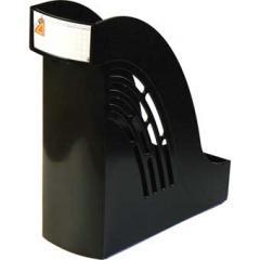 Подставка для папок 10 см Devente.Brief черная