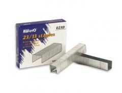 Скобы для степлера №23/13 1000 шт. (70-100 листов)