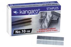 Скобы для степлера №10 Kangaro 1000 шт. (2-20 листов)